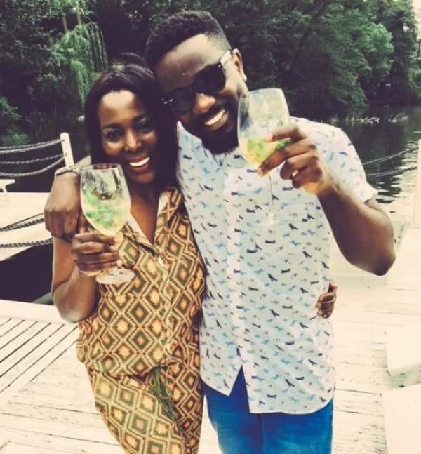 These photos of Sarkodie's mother in-law will definitely make you jealous