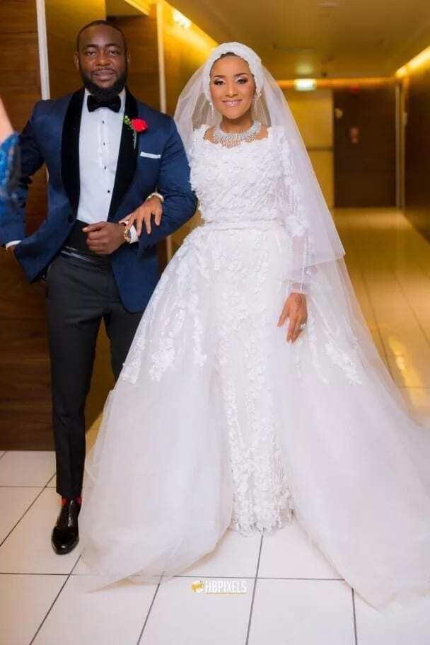 Dangote's in-law, Jamil Abubakar in alleged baby mama drama