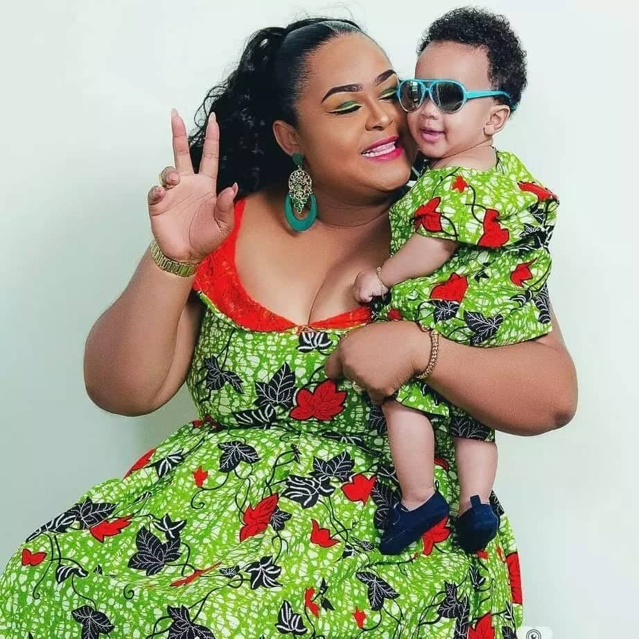 Ghanaian celebrities and their adorable children