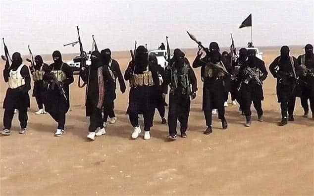 Over 50 Ghanaians fighting for ISIS - Libya reveals