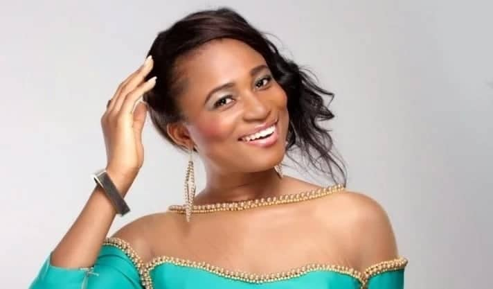 Christabel Ekeh spotted in another latest video in uncompromising position with a man?