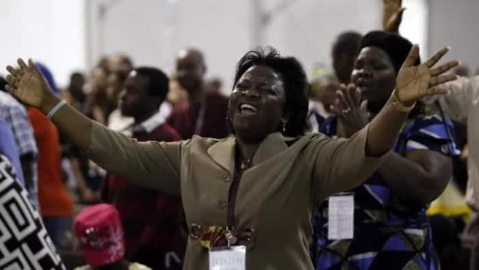 Court forgives pastor who touched woman in the name of anointing her with the Holy Spirit