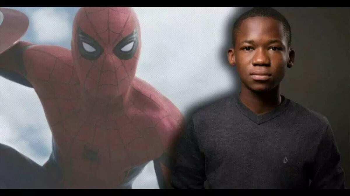 Abraham Attah spiderman