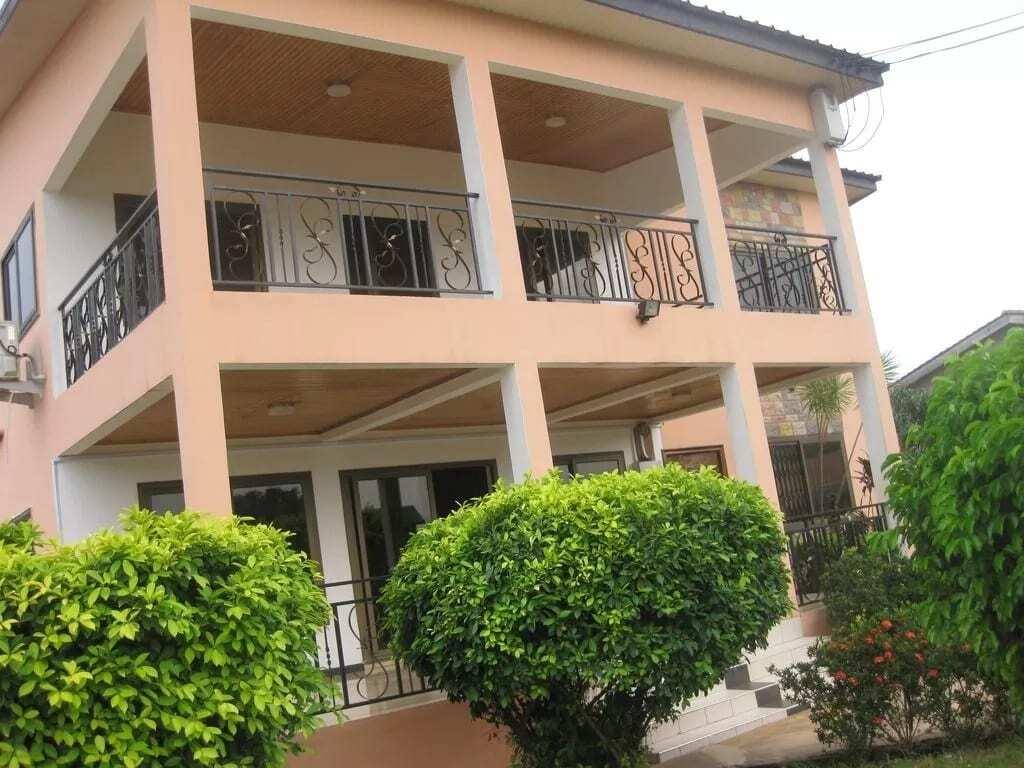 Vacation rentals in Accra Ghana