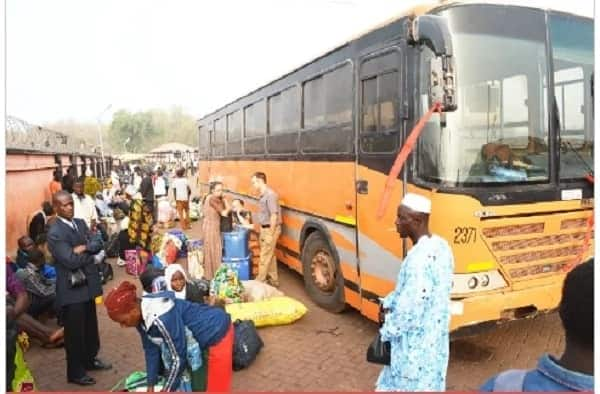 Metro Mass patrons stranded as workers protest over GHC400k car for MD