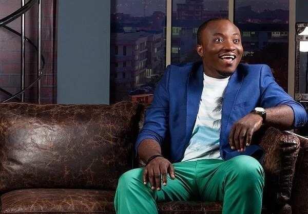 Comedian DKB 'cracks' President Akufo Addo's ribs with Nima jokes