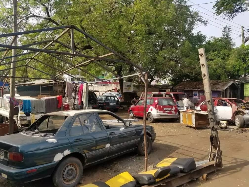 Shop owners near Akufo-Addo's Nima residence asked to vacate