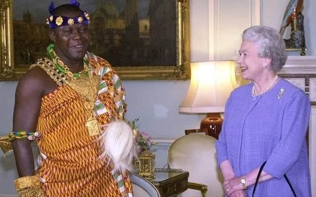 Scandal: Asantehene's name pops up in money laundering case after £350k deposit in the UK