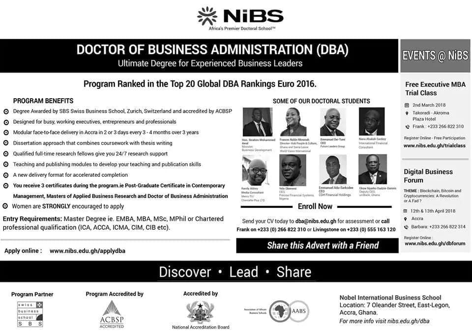 nobel international business school location nobel international business school accra programs offered at nobel international business school contact details of nobel international business school