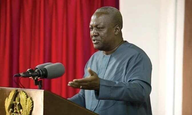 John Mahama turns 58 today