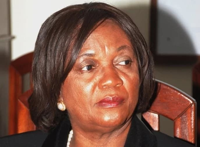 Leave me out of land grabbing scandal - Fmr Chief justice hits lands minister