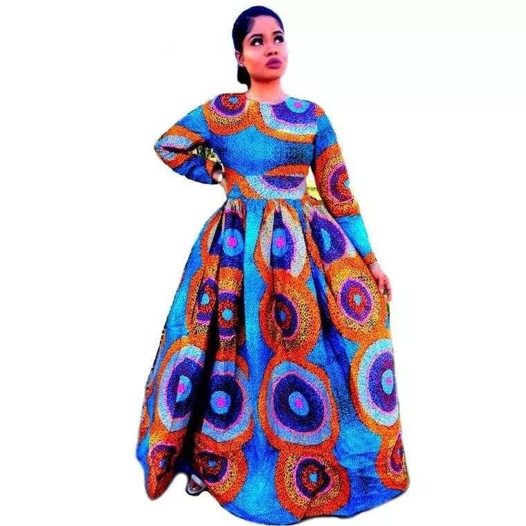 Long African Dresses