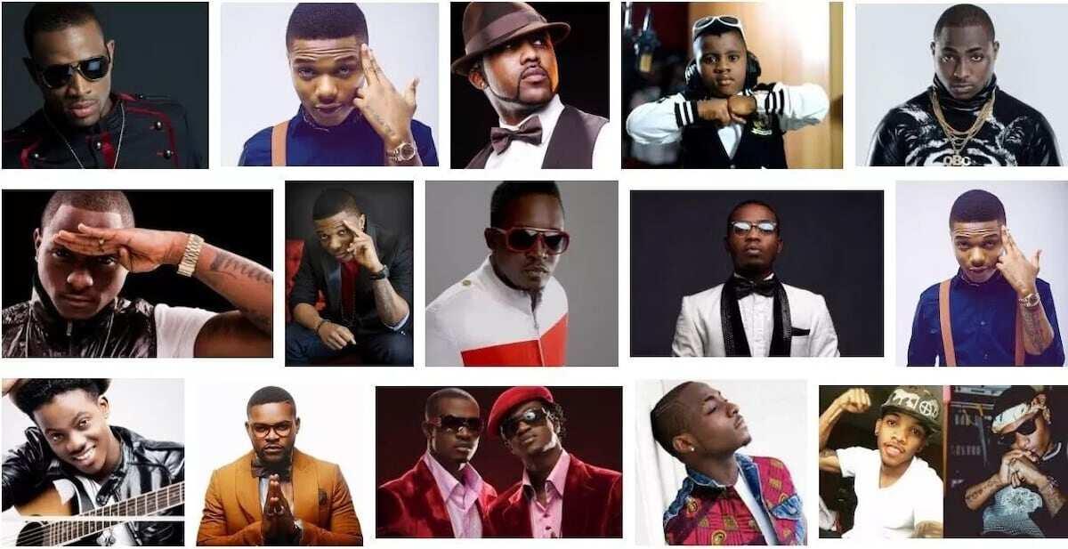 most popular nigerian musicians, top nigerian musicians, famous nigerian musicians