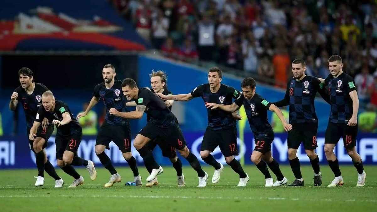 5 matches of the 2018 World Cup that deserve to be watched again and again