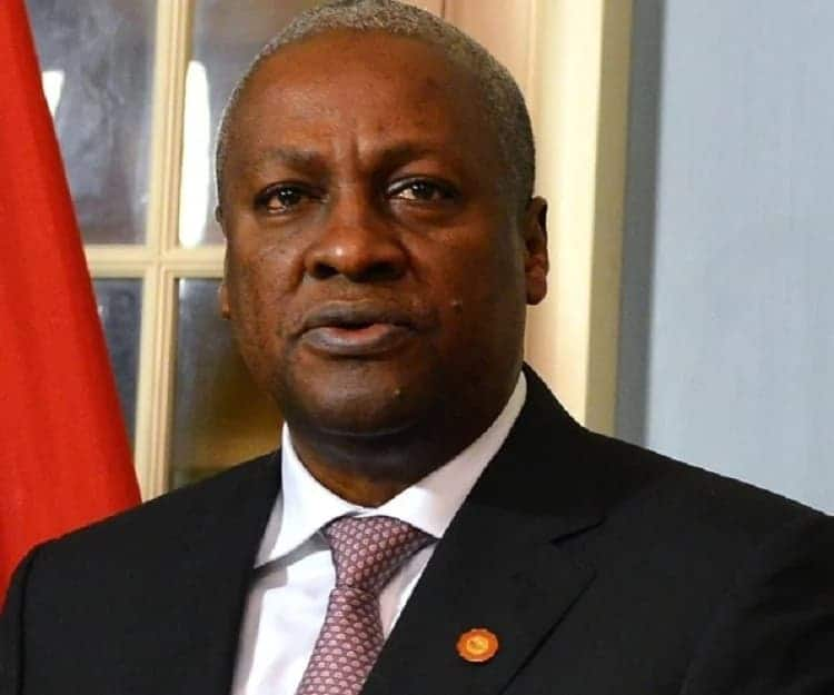 Mahama paid GH¢568,000 salary - Government