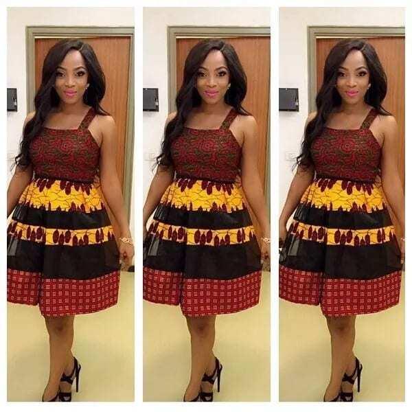 12001cd4a78 Nigerian ankara prom dresses ▷ YEN.COM.GH