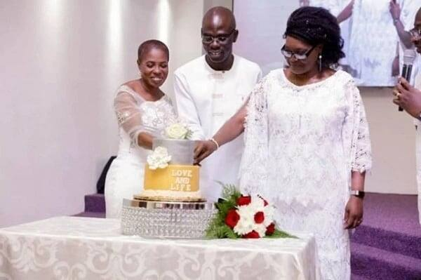 Albert Ocran's 50th birthday celebration, 25th wedding anniversary in pictures