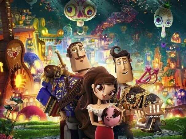 List of 2014 Animation Films