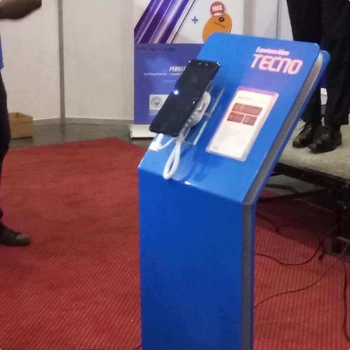 Tecno Mobile Ghana launches new Phantom 8