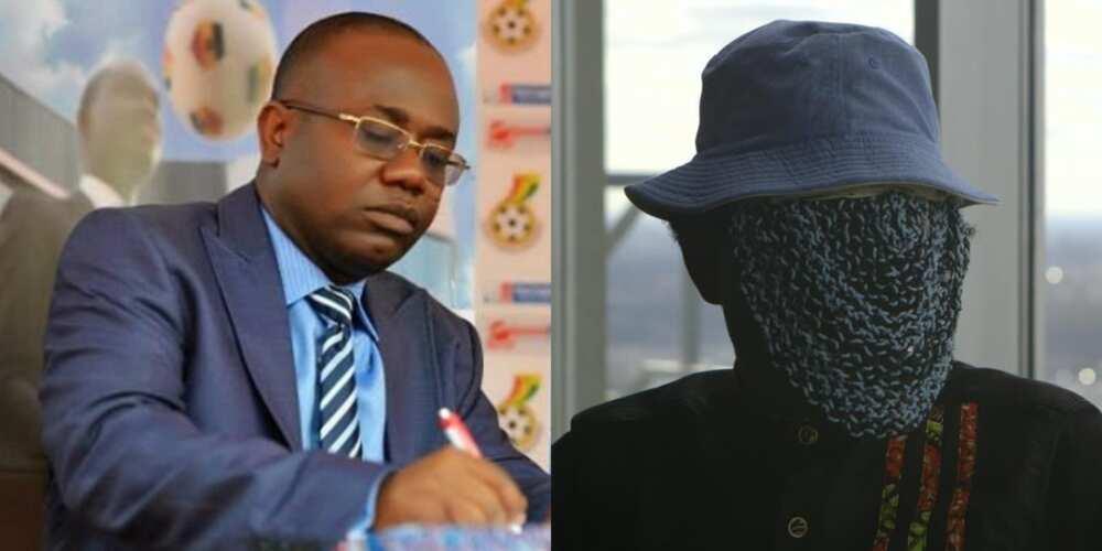 It is false: Anas speaks on Kwesi Nyantakyi's lifetime ban reduction