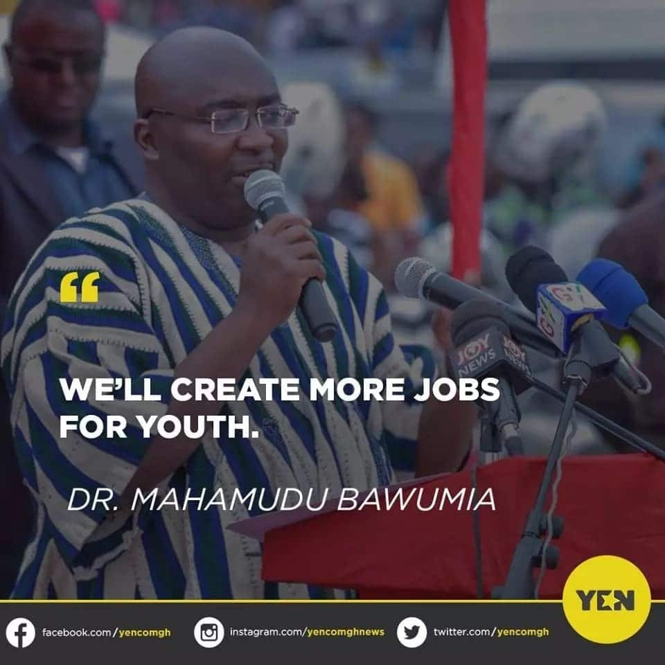 'We've achieved a lot' – Bawumia tells Ghanaians