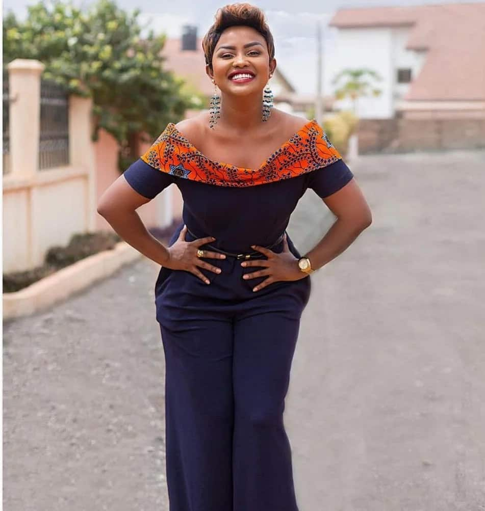 Nana Ama McBrown shakes the internet with her latest photo