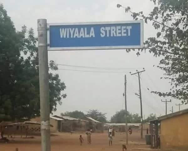 Wiyala visits home town to see street named after her