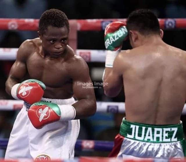 Joshua Clottey believes Isaac Dogboe will have the advantage if fight with Emmanuel Tagoe comes off