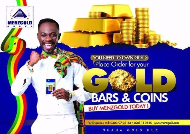 Revealed: All the Ghanaian celebrities who are Menzgold ambassadors