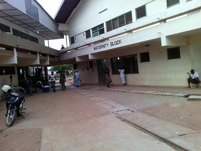 Midwives of Bolgatanga Regional Hosp. maltreat patients