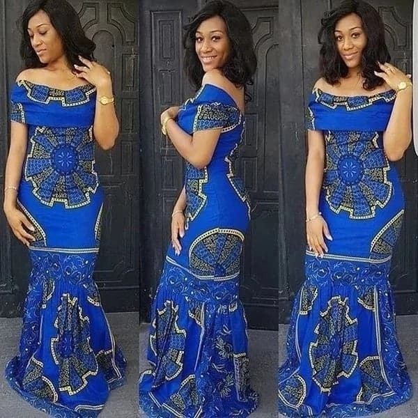 African dresses for graduation
