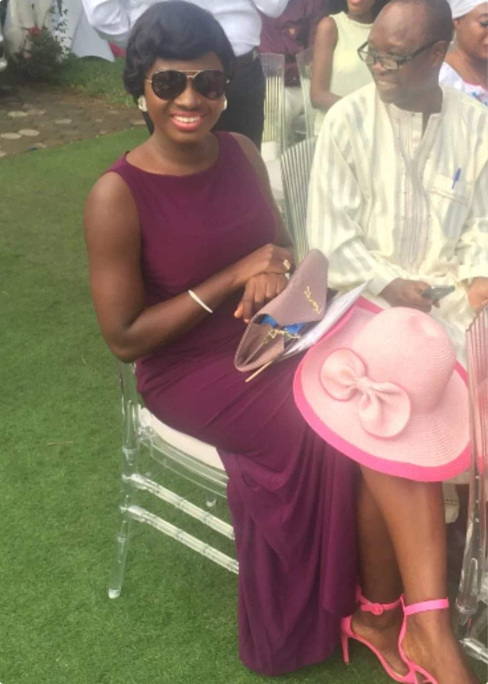 Martha Ankomah mesmerizes fans and followers with her latest pictures