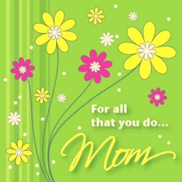 mothers day messages to mother in law