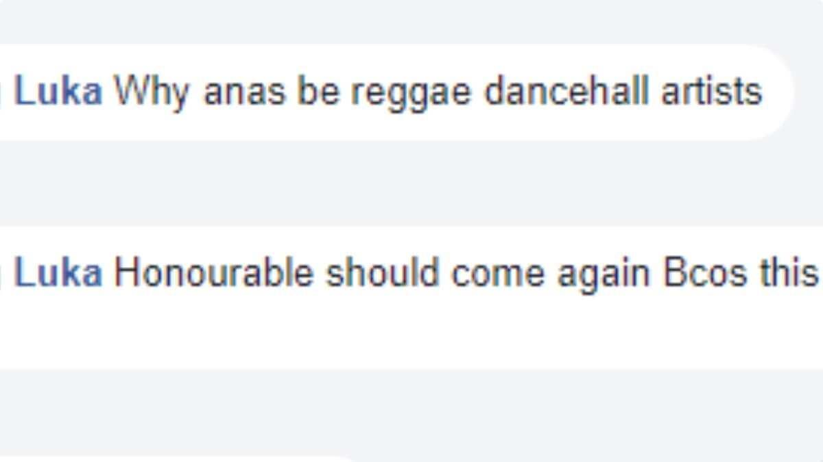 Is Anas a dancehall musician? - Social Media user mocks Kennedy Agyapong over Anas photos?