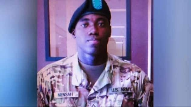 Ghanaian in US Army dies while rescuing neighbours from fire incident