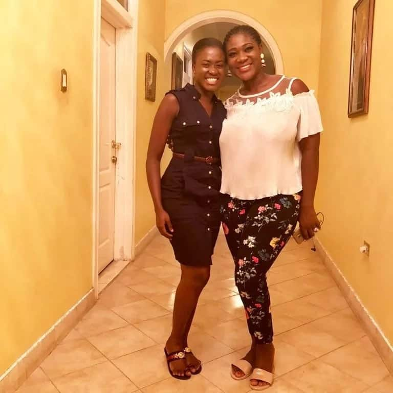 Fella Makafui and Mercy Johnson wow fans in latest photos