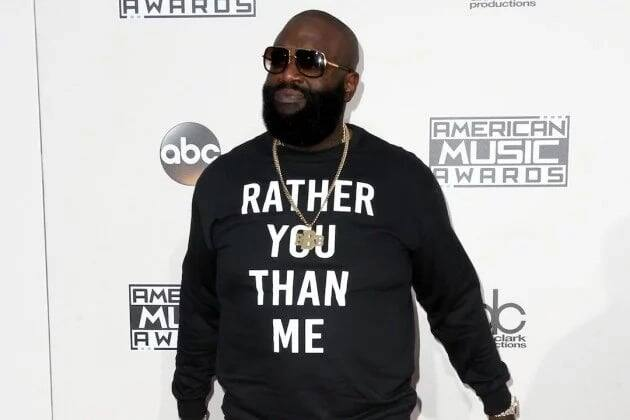 All Rick Ross albums and mixtapes