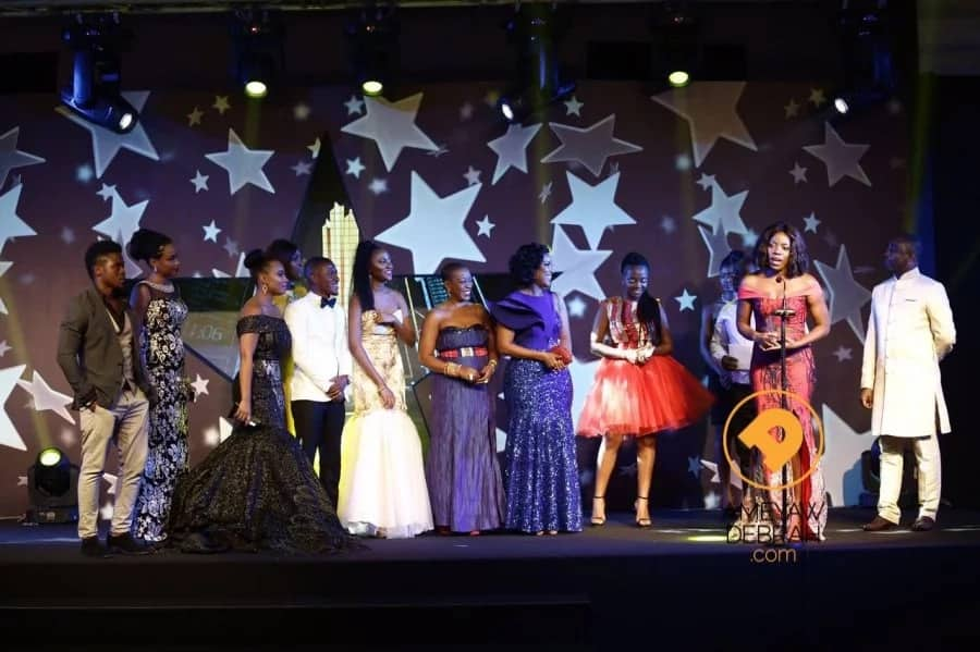 'The Cursed Ones' and 'Ghana Must Go' top Golden Movie Awards