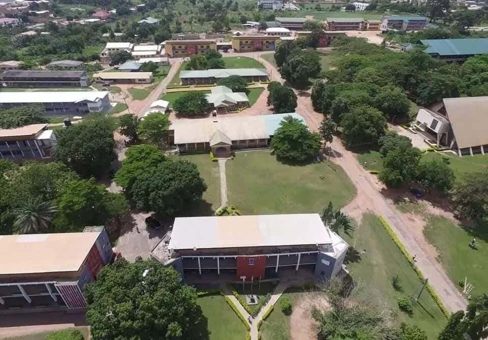 Top 5 Ghanaian public schools with the most beautiful compounds
