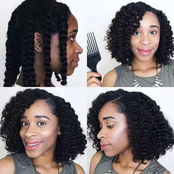 Styles For Natural Hair Braid Twist Weave Short Long Yen Com Gh