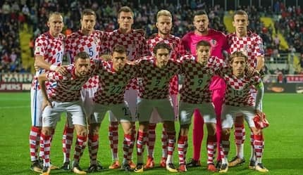 Croatia kick out top striker from World Cup camp