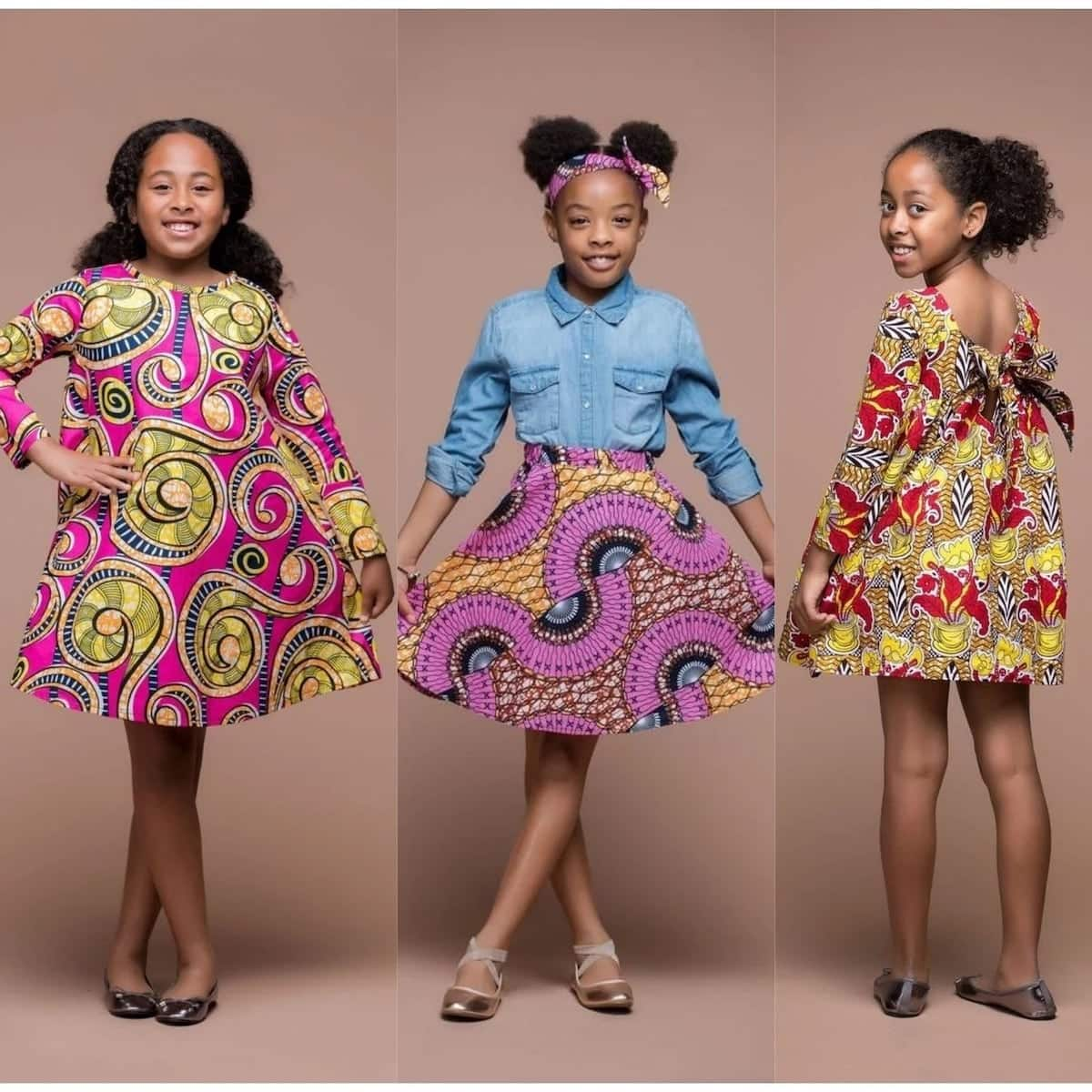 87949a3ccbd08e ankara styles for girl child, ankara styles for teenagers, ankara styles  for little girl