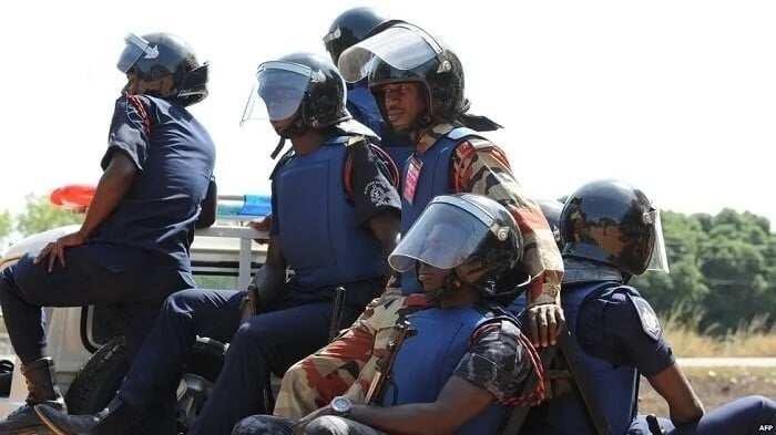 Police Katanga