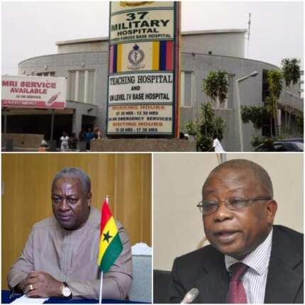 Mahama's GHC 100million debt 'chocking' health sector – Health Minister