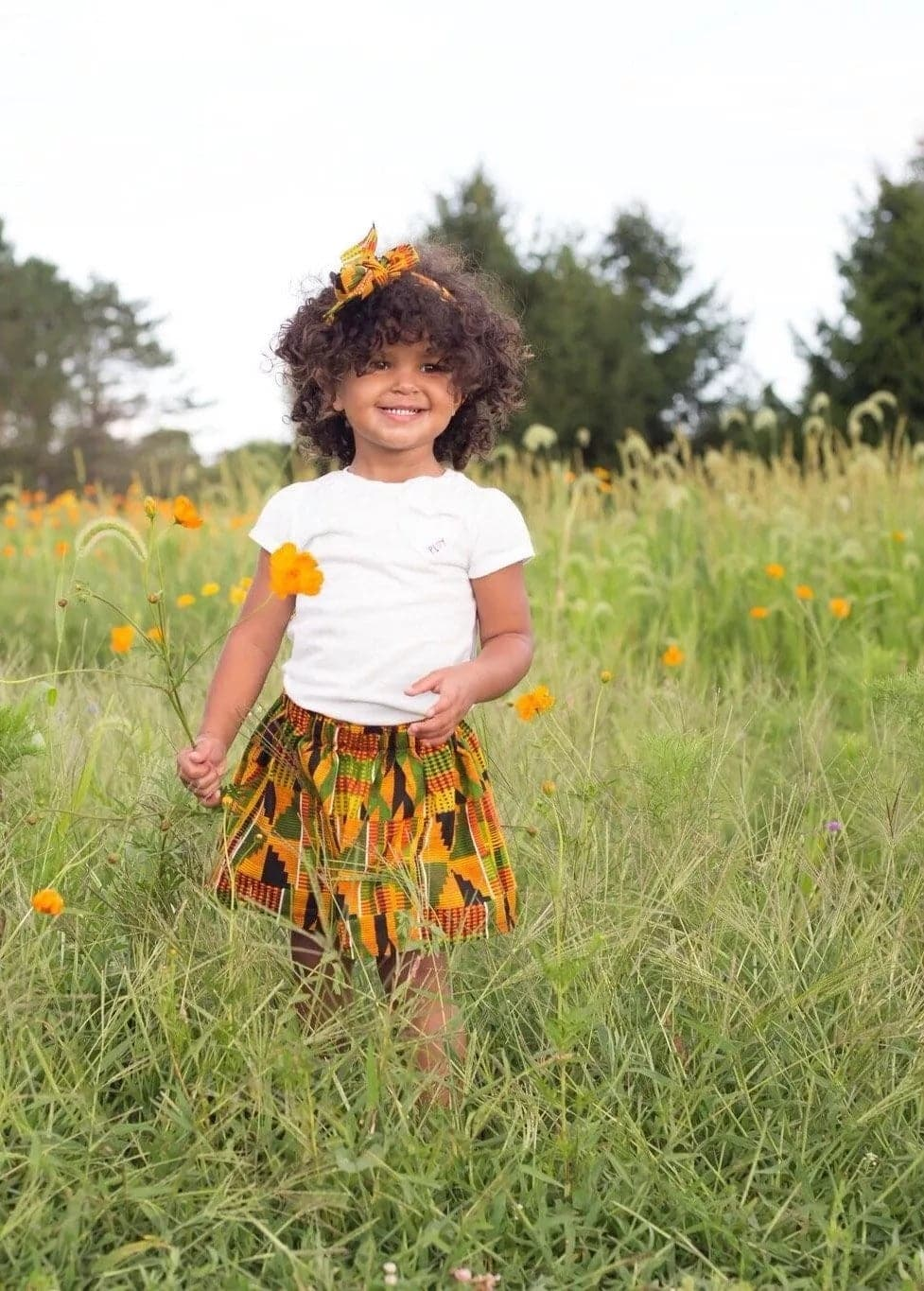 Beautiful African wear for kids 2018