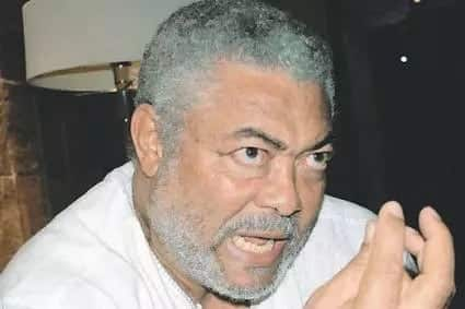 Jerry John Rawlings calls for a revolution in NDC