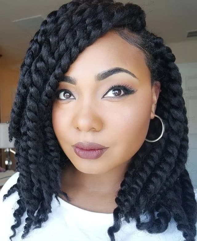 8 Pictures of Short Braids Hairstyles You Will Fall in Love With