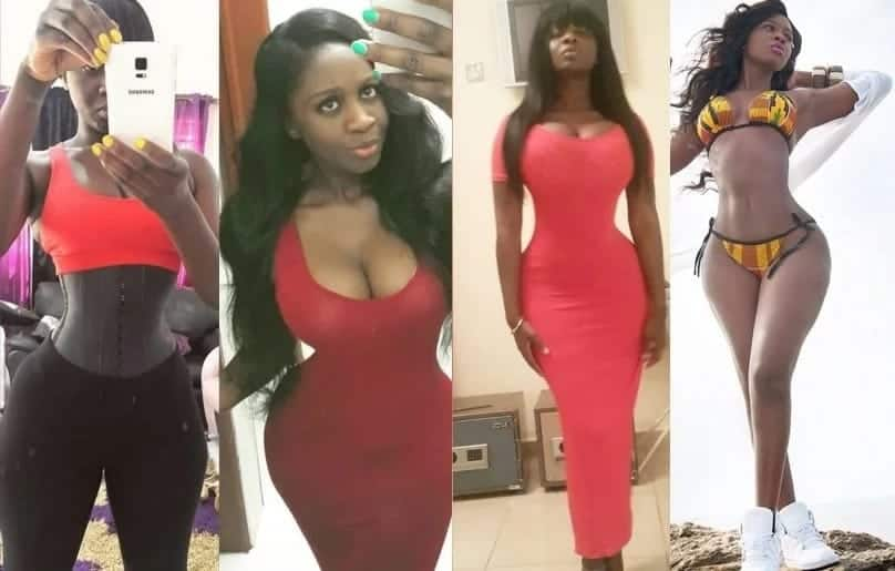 Princess Shyngle Before and After Photos