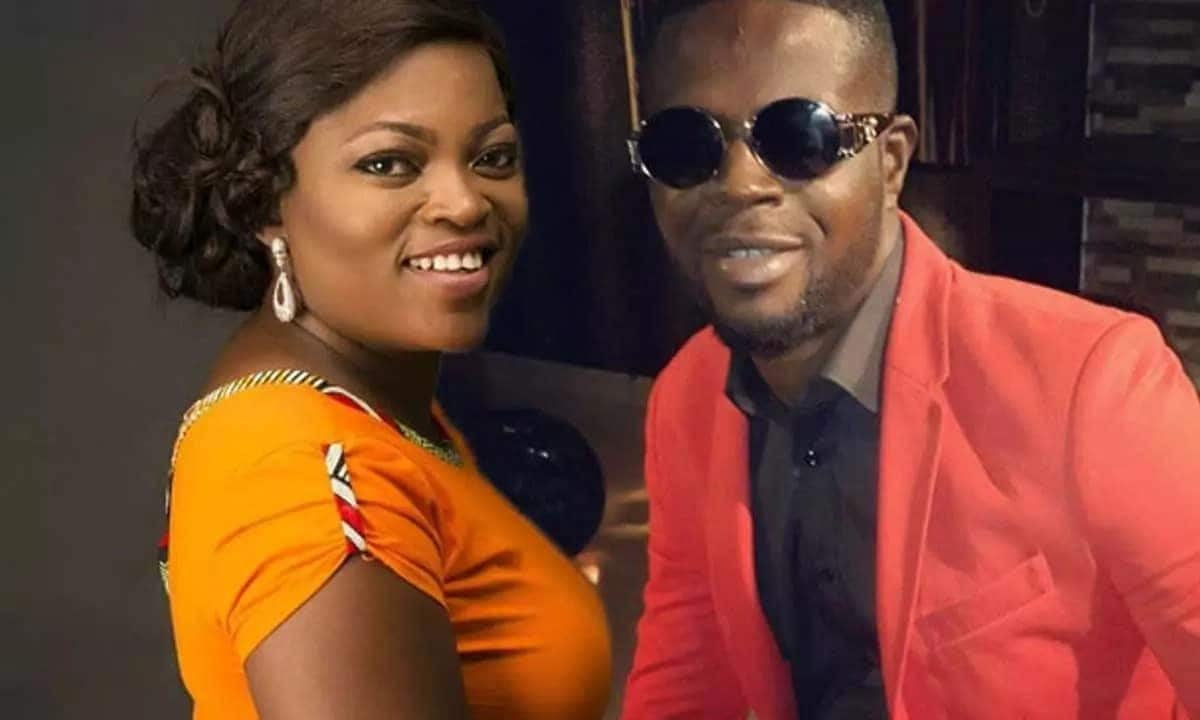 Funke Akindele and husband pictures and story