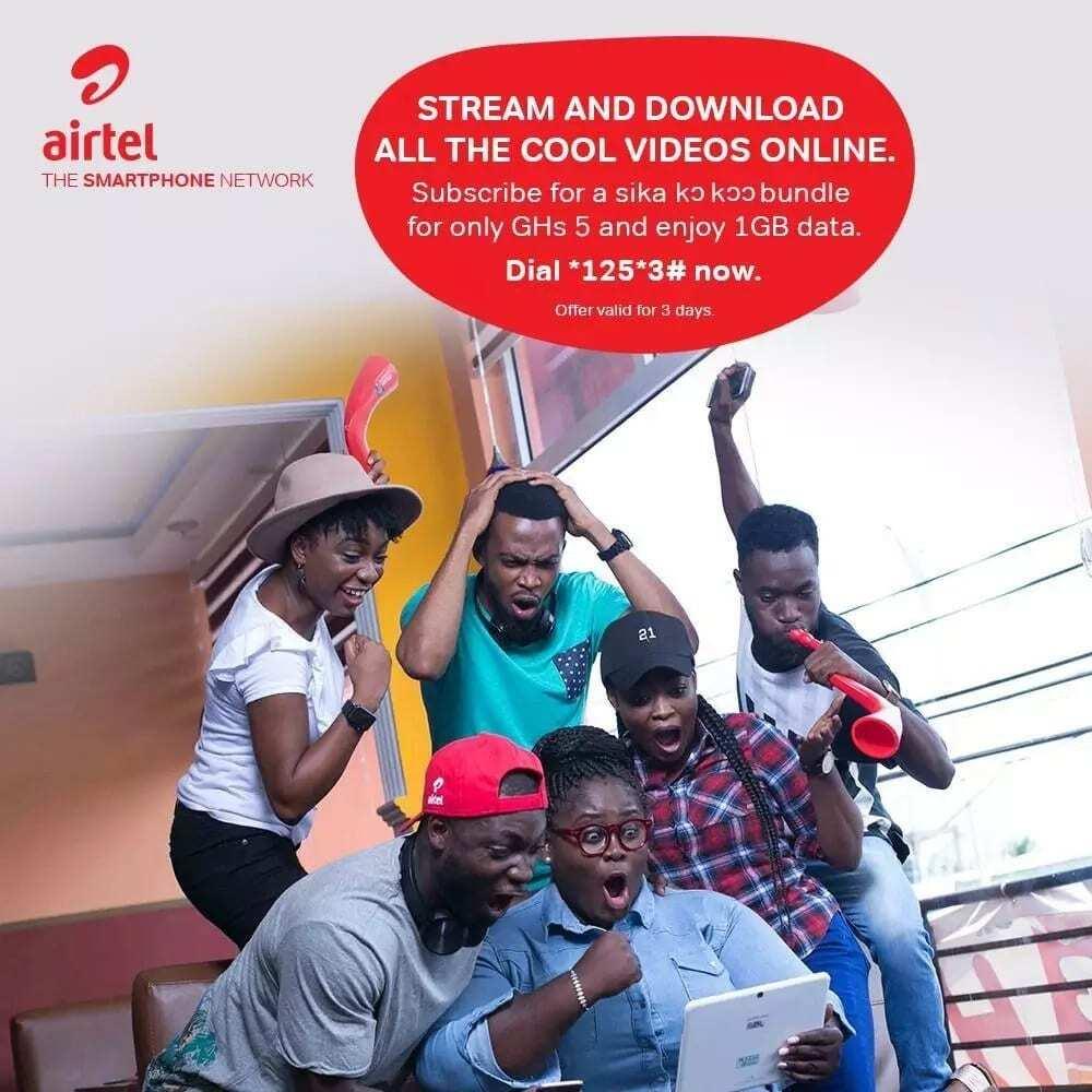 airtel sika kokoo, airtel sika kokoo eligibility, airtel ghana internet bundle